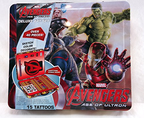 marvel avengers school supplies - 4