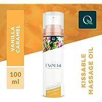 Exotiq, Aceite para masaje y relajación (Caramelo