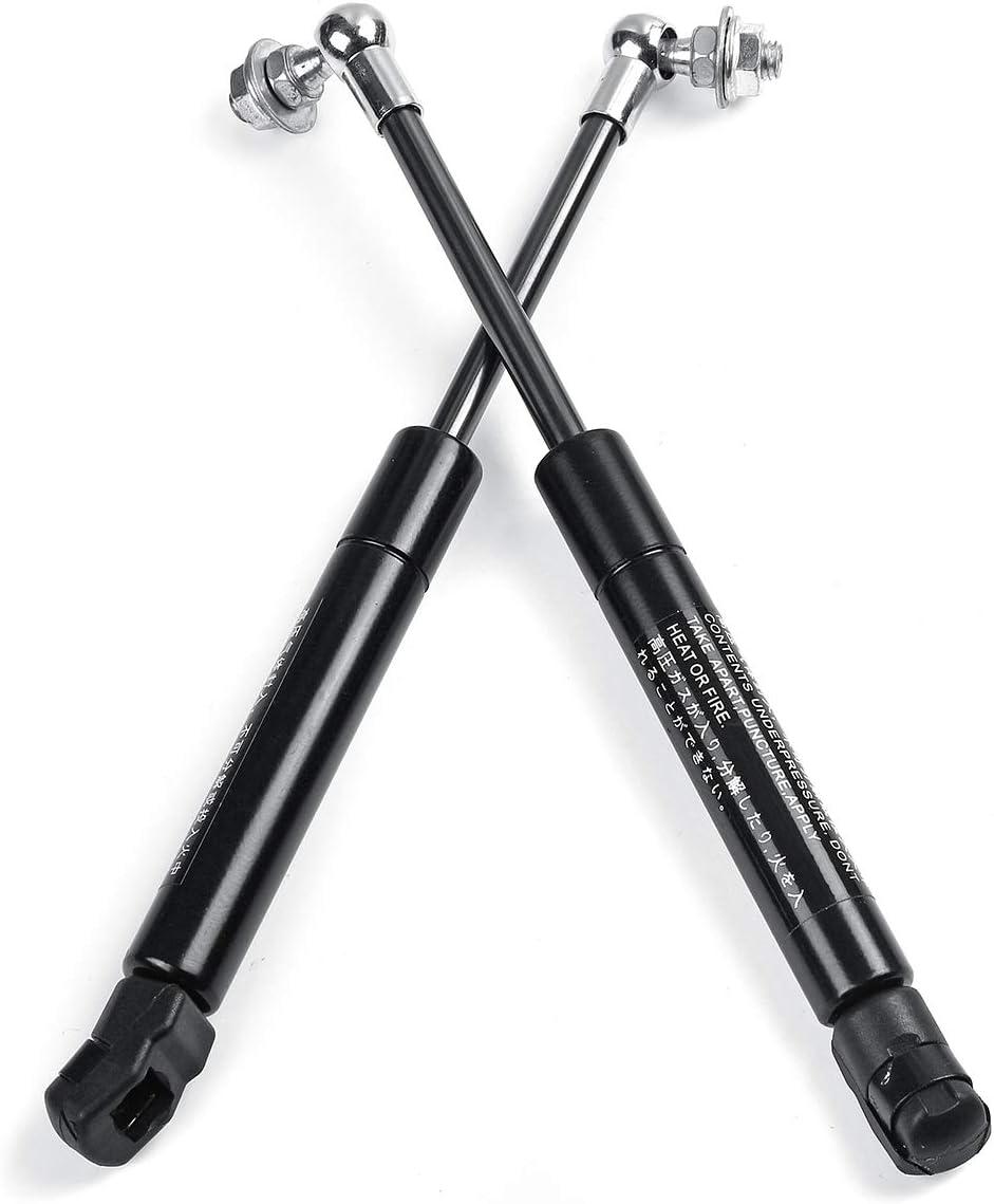 PeroFors Car Refit Bonnet Hood Gas Shock Lift Tail Strut Bar Support Rod For Vw Tiguan Mk1 2010-2017