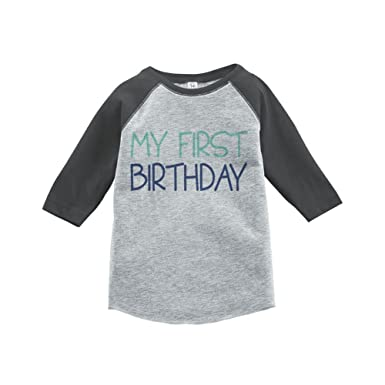 Amazon Custom Party Shop Boys My First Birthday Vintage