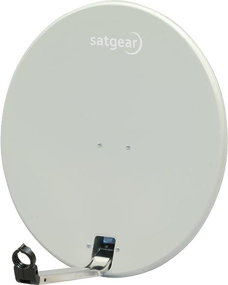 Auténtica Triax TD78 Antena parabólica 78 cm con Brazo Plegable + LNB Soporte