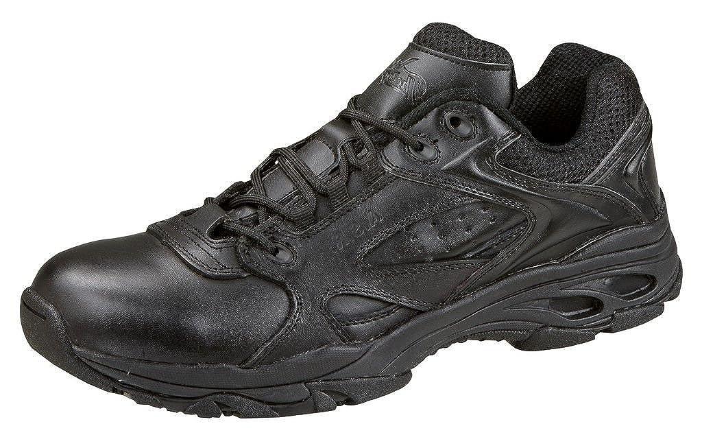 Oxford Composite Toe Shoe Black 9.5 XW