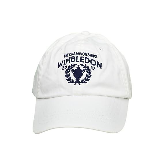 3cd713ec1d27f Ralph Lauren Casquette Wimbledon Blanche pour Homme: Amazon.fr: Vêtements  et accessoires
