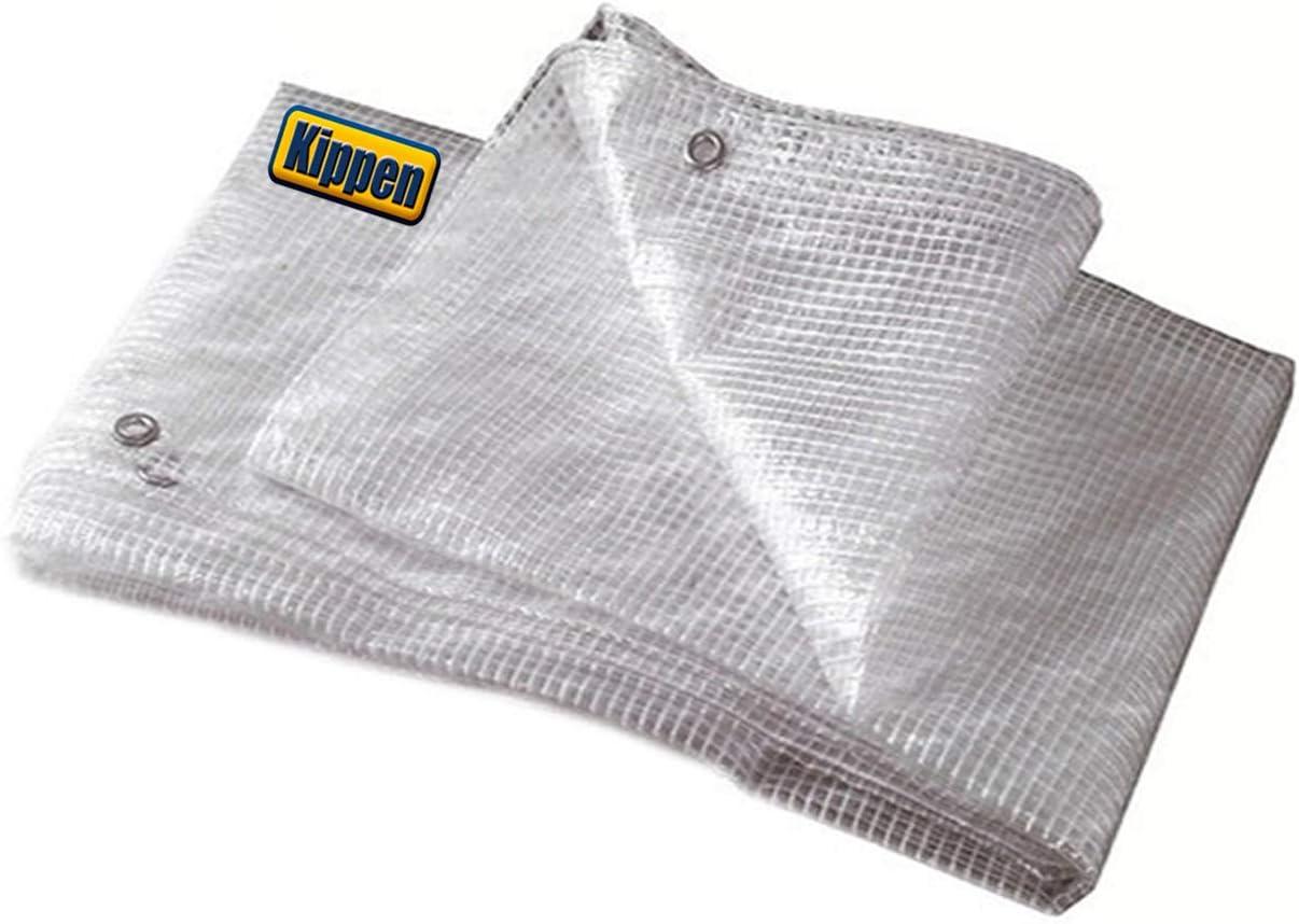 blanco//transparente 2/x 3/m Kippen 6057/a toalla Ilja
