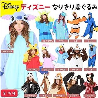 Amazoncojp サザックsazac 大人用 ディズニーキャラクター