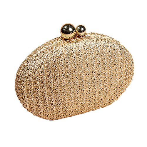 de à Party à Sac Lovely Embrayage rabbit Yellow Sac Main Color Crystal Bal Main Mariage Blue Soirée Femmes OOfqI