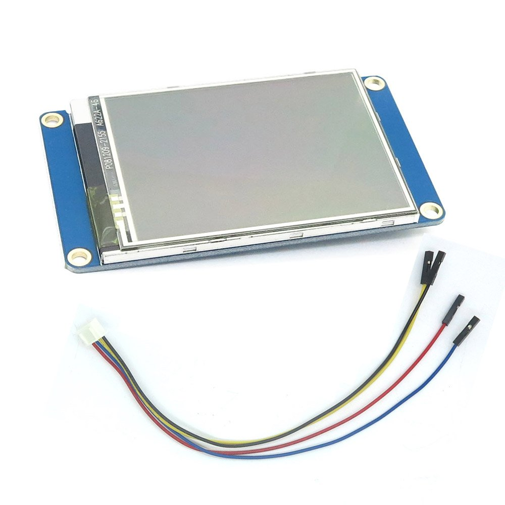 Itead Nextion 2.8'' HMI LCD Display Module TFT Touch Panel for ESP8266
