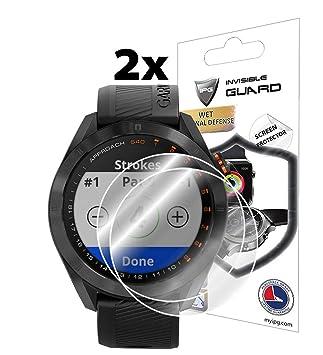 IPG para Garmin Approach S40 GPS Golf Smartwatch Protector de ...