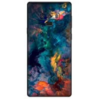 StickOn Samsung Galaxy Note 9 Vinyl Fibre Only Back Customised Mobile Skin - Effect