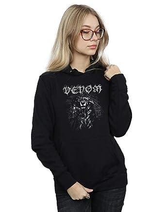 e03aa16f50 Marvel Femme Venom Gothic Sweat À Capuche: Amazon.fr: Vêtements et  accessoires