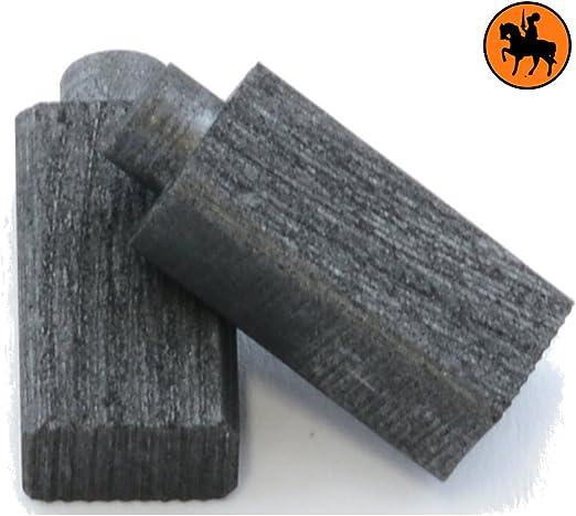 Balais de Charbon METABO SBE13R Ponceuse 5x8x12 mm Une paire de brosses de charbon de haute qualit/é