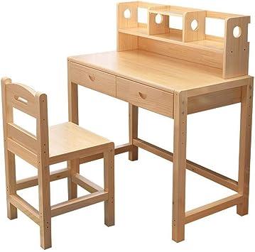 W.W Mesa de Madera para niños , Habitación Infantil Mesa para ...
