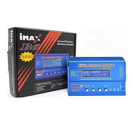 Amazon.com: iMAX B6 Lipo NiMh Li-ion Ni-Cd RC Batería ...