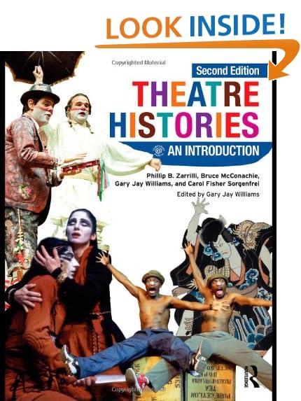 theatre history amazoncom