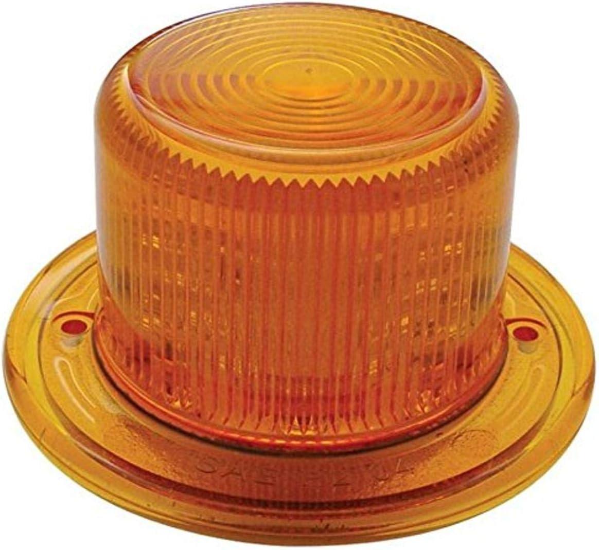 United Pacific 38370B 13 Honda Light LED//Amber Lens