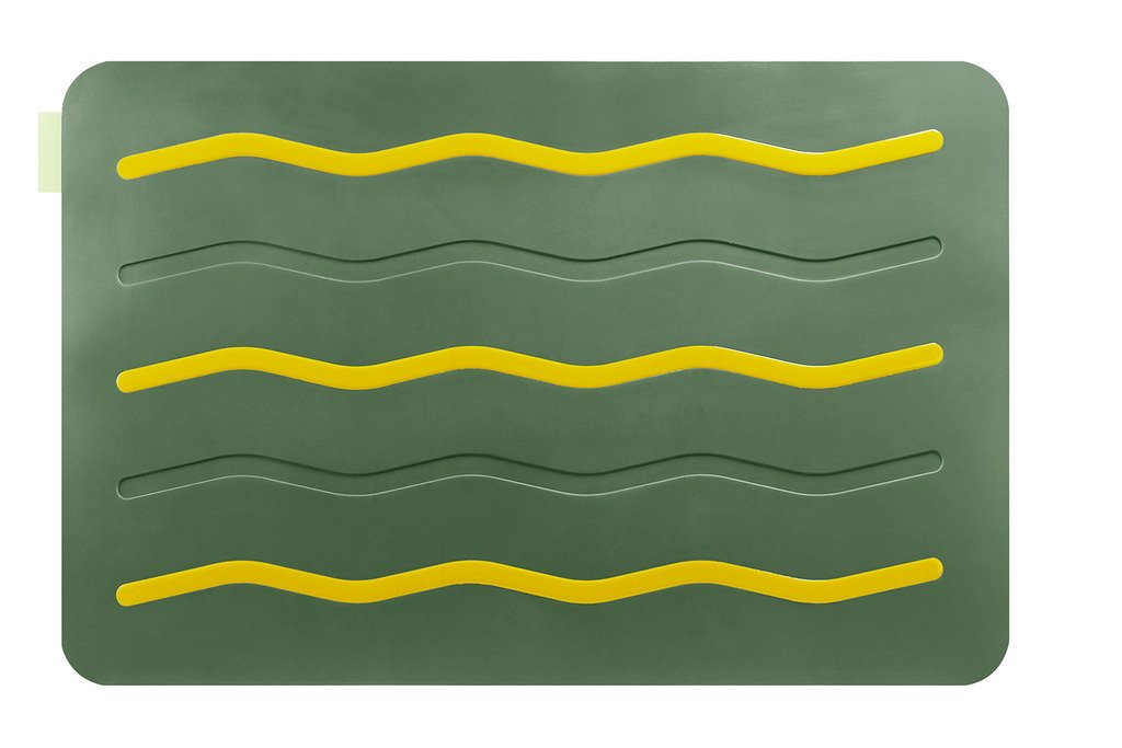 4 Non-slip PU Elastomer Strips on Bottom Black, Palm Pattern 5 Safety Test by SGS NUVA Anti Fatigue Standing Floor Mat 36 x 24 in NO PVC!!! 100/% PU Comfort Ergonomic Material