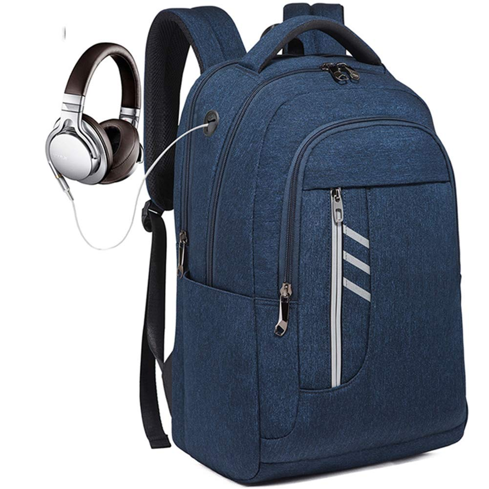 d48367c2436e Amazon.com : FWJ Laptop Backpack, Men Business Travel Computer ...