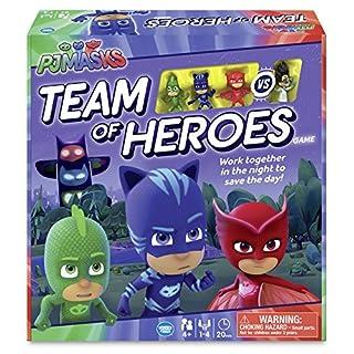 Wonder Forge PJ Masks Team of Heroes Game