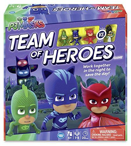 s Team of Heroes Game ()