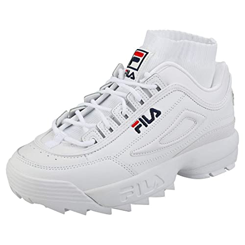 Fila Disruptor Evo Sockfit Donna Formatori Moda: Amazon.it ...