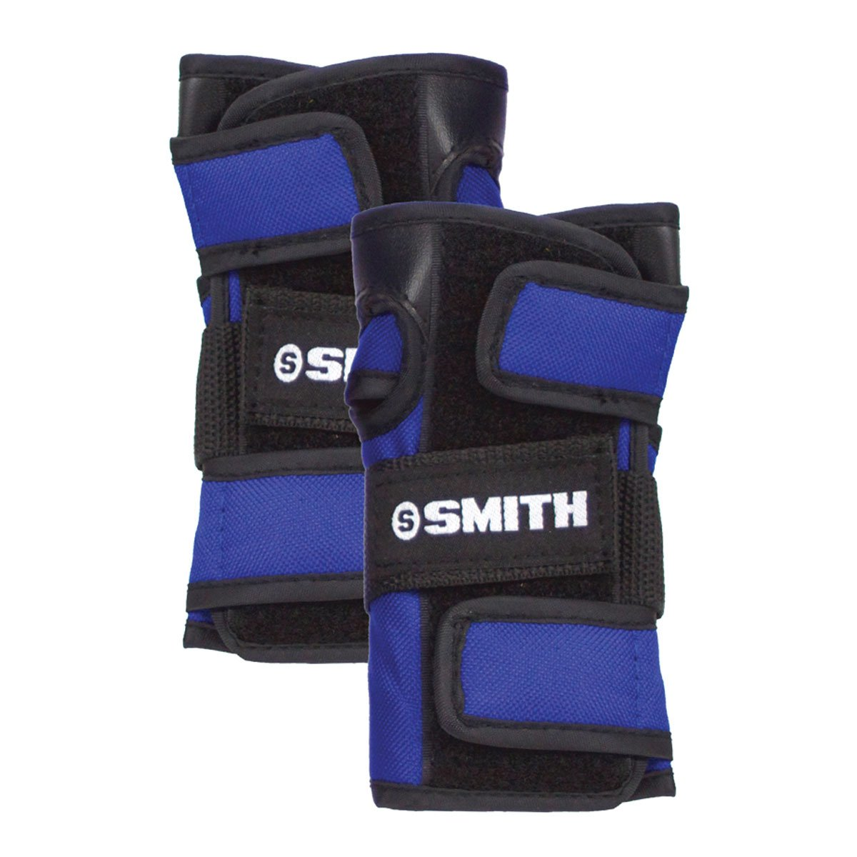 Smith Safety Gear Scabs Wrist Guards, Blue, Large by Smith Safety Gear