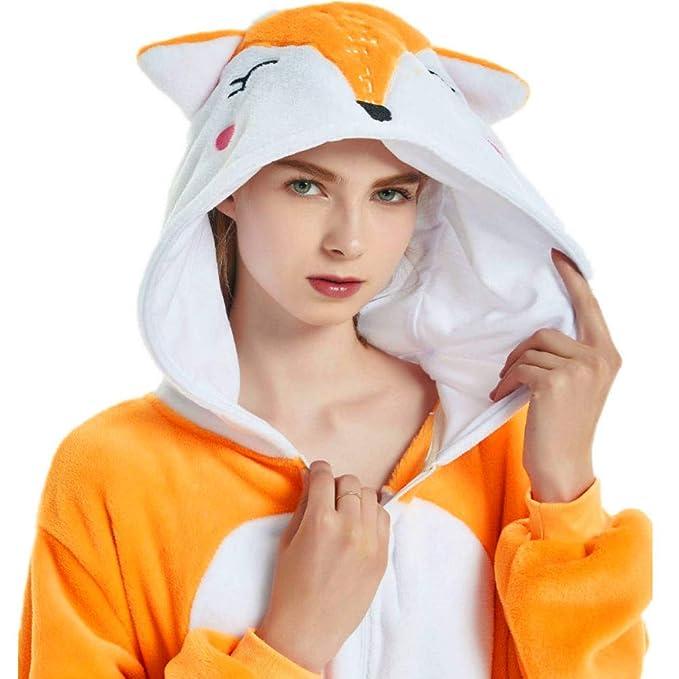 Amazon.com: iSZEYU - Pijama de animal, para mujer, disfraz ...