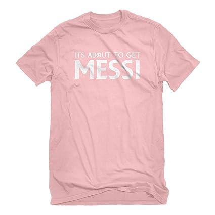 Indica Plateau Obtener Messi para Hombre de la Camiseta ...