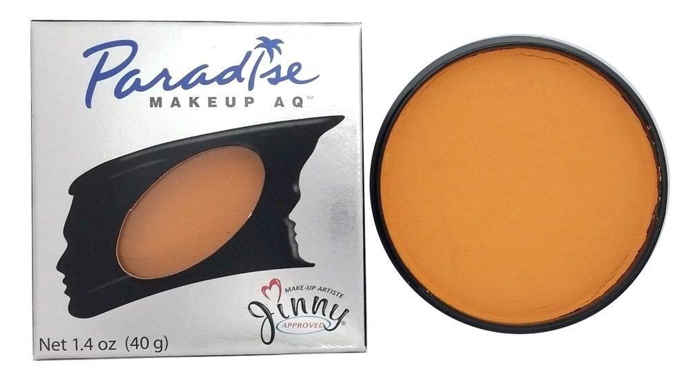 Mehron Makeup Paradise AQ Face & Body Paint, MANGO: Tropical Series – 40gm