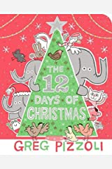 The 12 Days of Christmas Board book