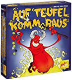 Kettle of hell (Auf Teufel komm raus!) / Zoch / Tanja & Sara Engel (japan import)