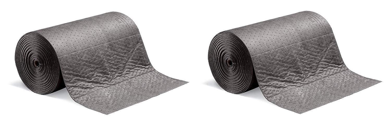 New Pig Mat Roll - Heavyweight Absorbent Mat - 40 Gallon Absorbency - 150' x 30'' - MAT230 (Pack of 2)