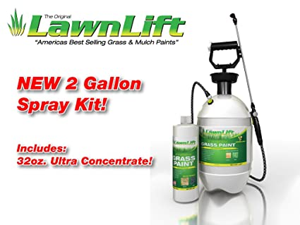 green Lawnlift Ultra Concentrated = 1.375 Gallons Of Product 2019 New Fashion Style Online Grass Paint 16oz