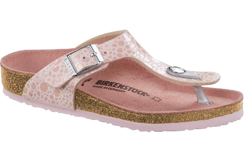 BIRKENSTOCK Gizeh MF Kids Kindersandalen: : Schuhe