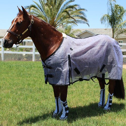 HORSE FLY SHEET BREATHABLE UV PROTECTIVE PROFESSIONAL'S CHOICE (76 INCH)