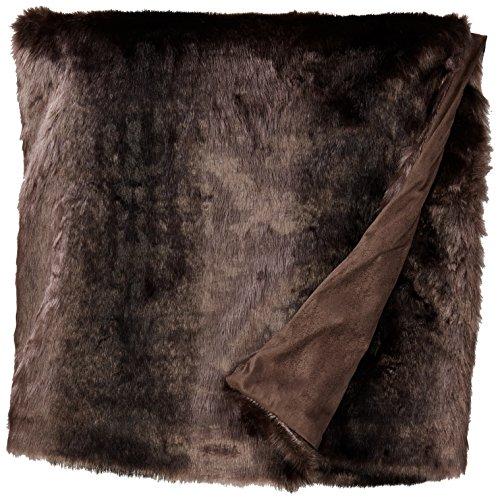 Carstens Brown Bear Throw Blanket