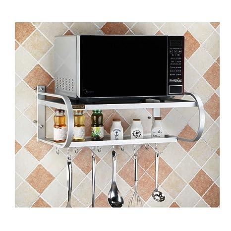 Rack De Horno De Microondas, Cocina, Aluminio Espacial ...