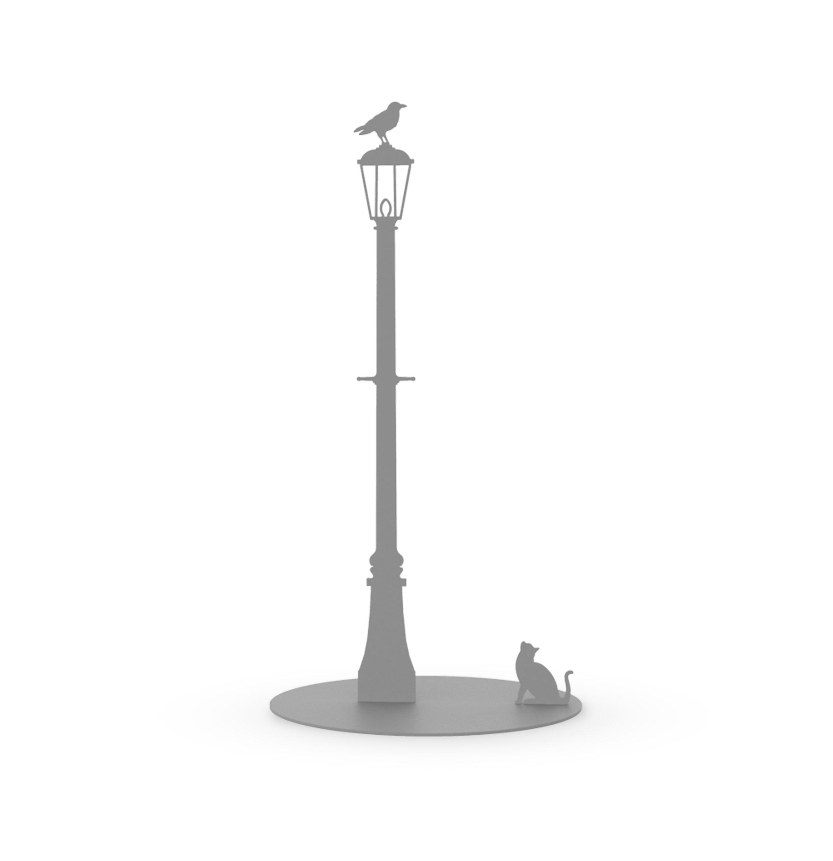 Artori Design | Cat Vs. Crow | Kitchen Paper Towel Holder