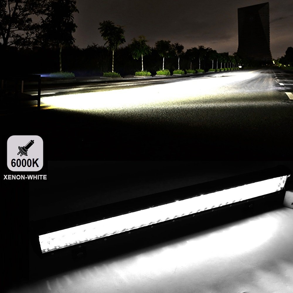 36 D4 AFTERPARTZ LED Arbeitsscheinwerfer Bar CREE Chips 20650LM Combo Reflektor Scheinwerfer Arbeitslicht