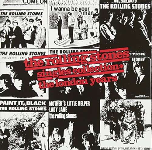 CD : The Rolling Stones - Singles Collection: London Years (Super-High Material CD, Japan - Import, 3 Disc)