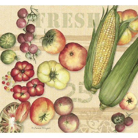 Lang Fresh From The Farm Recipe Card Album by Susan Winget (1033076) by LANG