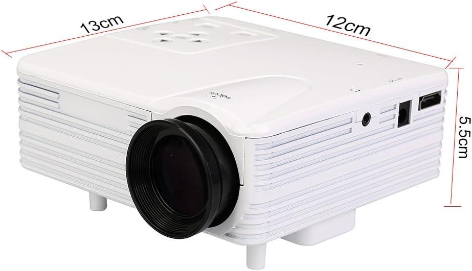 Tech mini proyector portátil proyector Flylink H80 254 cm ...