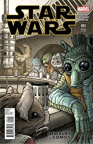 star wars 1 variant covers - 9