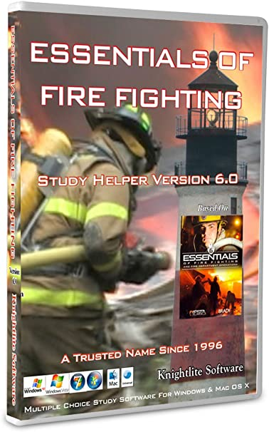 Amazon.com: Essentials of Fire Fighting 6th Edition Study ...