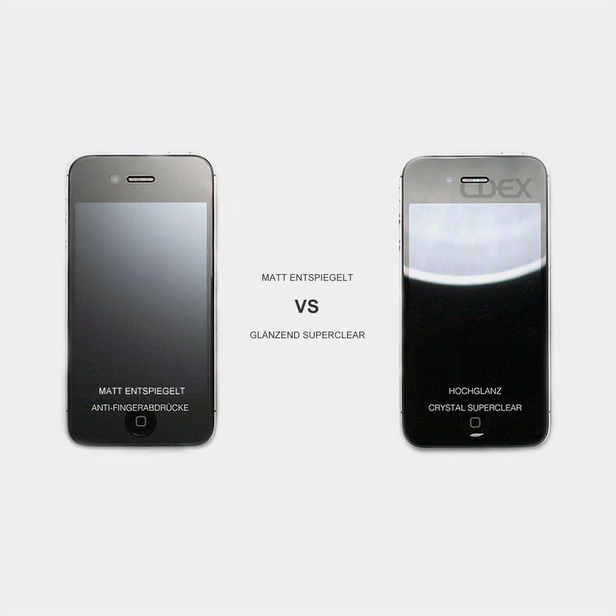 UltraThin Crystal Super Clear Lustroso Brillante Display Protector doupi Pantalla Pel/ícula Protectora para Lenovo IdeaPad S6000L 10,1 Pulgadas 1x en el paquete