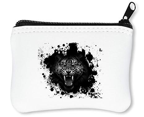 Tiger Splash Animal Planet Series Dangerous Cats Polka Trash ...