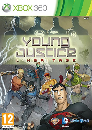 (Young Justice: Legacy (Xbox 360))