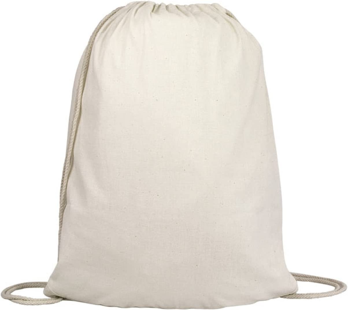 Georgiabags Washable Drawstring Bags,Sport Drawstring Backpack/%100 Cotton Bags for Sport,Gym