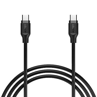 Aukey USB-C to USB-Cケーブル 1m CB-CD7