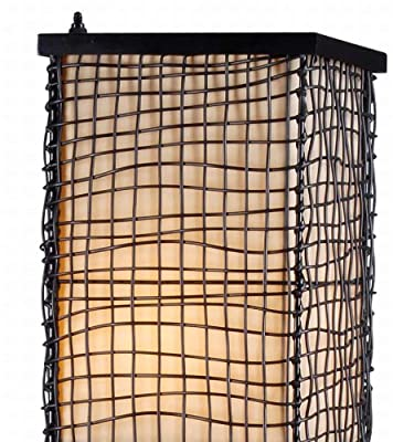 Kenroy Home Trellis Outdoor Floor Lamp