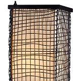 Kenroy Home 32250BRZ Trellis Outdoor Floor Lamp, Bronze  Finish, 51 x 9 x 9
